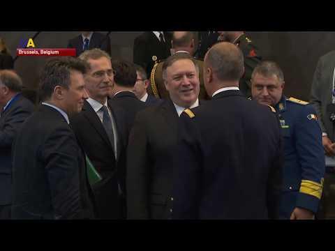 NATO Meeting on Ukraine