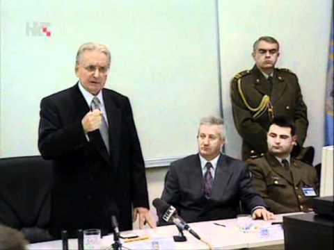 Franjo Tuđman - vizionar haškog suda