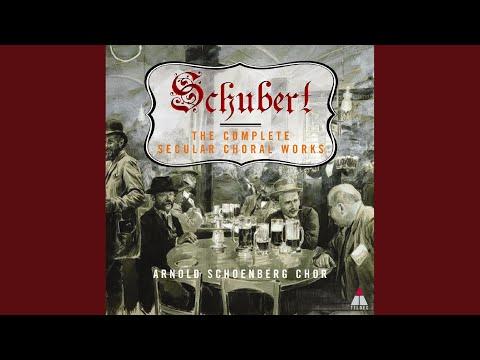 Franz Schubert - Part Songs & Chorus