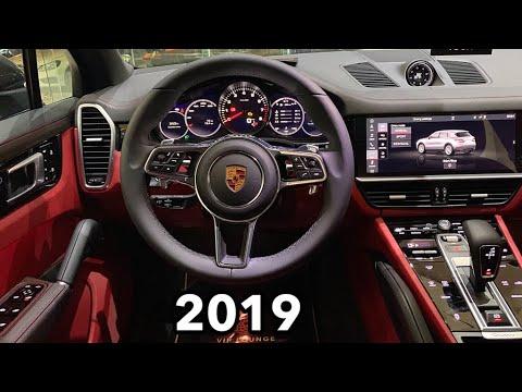 بورش كايين 2019 الشكل الجديد V6 تيربو بقوة 340 حصان Youtube