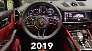 بورش كايين 2019 الشكل الجديد  V6  تيربو بقوة 340 حصان