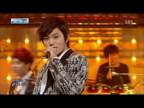 인피니트 (INFINITE) [Man in love (남자가 사랑할때)] @SBS Inkigayo 인기가요 20130324