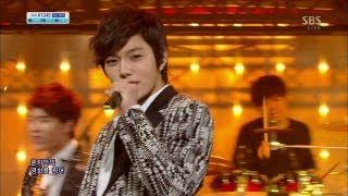 INFINITE [Pria jatuh cinta] @ SBS Inkigayo lagu populer 20130324