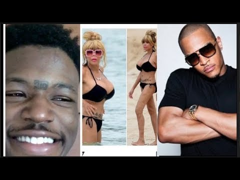 (LOL) DC Young Fly Lights Up Wendy WIlliams But Then T.I. Calls Out DC & Others For Roasting Wendy