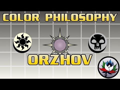 MTG – W/B Orzhov Philosophy, Strengths, and Weaknesses: A Magic: The Gathering Color Pie Study!