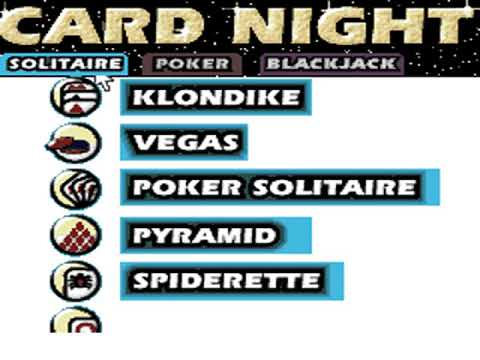 [MAME] Radica Card Night - Early Progress