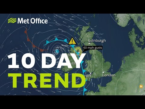 10 Day Trend - What Next After Lorenzo? 02/10/19