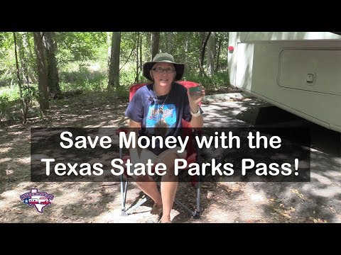 Texas Travel Tip: Save Money with the Texas State Parks Pass! | RV Texas