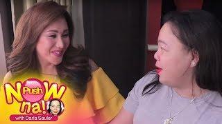 Push Now Na: Anong laman ng kikay kit ni Miss Q & A Matrica Matmat Centino?