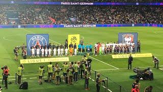UNE SOIRÉE AU PARC - PSG vs CAEN ! 1ÈRE JOURNÉE