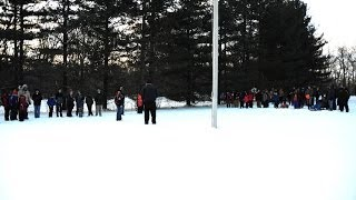 The Klondike Derby At Camp Cullom Camporee  Produced By Erick F Dircks