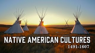 Native American Cultures (1491-1607) - AP US History (APUSH) @TomRichey