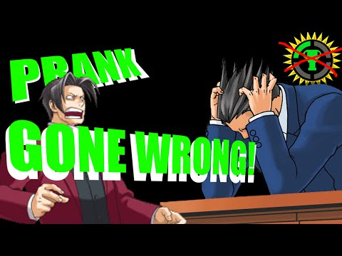 Game Theory: Phoenix Wright is a CRIMINAL REBUKED