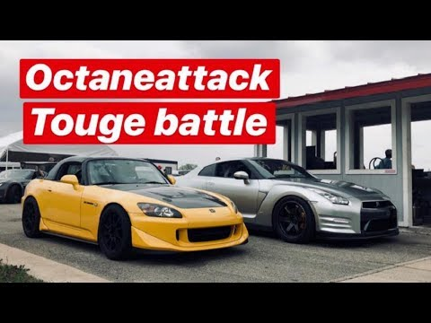 GT-R vs S2000 Time Attack Tōge Battle II (34.3) thumbnail