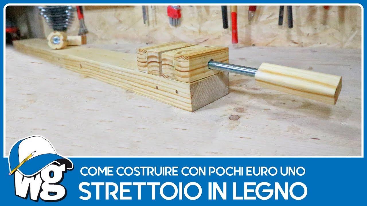 Come costruire uno strettoio in legno con pochi euro doovi for Costruire uno scuro in legno