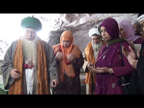 Visit to Seclusion Cave of Khawaja Moinuddin Chishti(q)