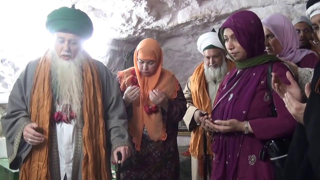 Visit To Seclusion Cave Of Khawaja Moinuddin Chishti Q Youtube
