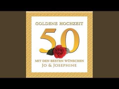 Goldene Hochzeit - Lied zur Goldenen Hochzeit