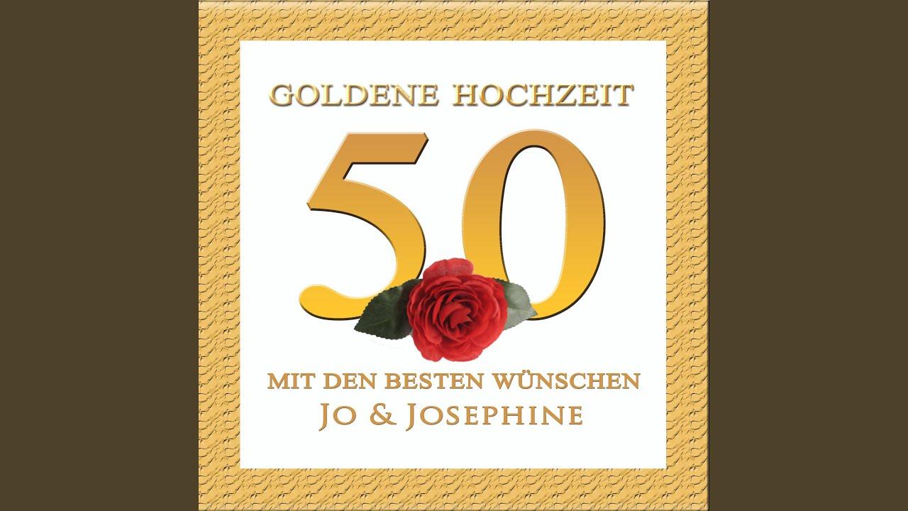 Goldene Hochzeit Lied Zur Goldenen Hochzeit