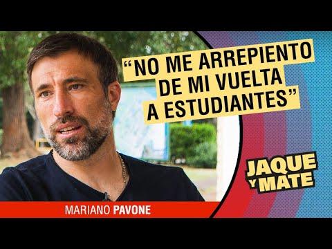 "Mariano Pavone: ""No"