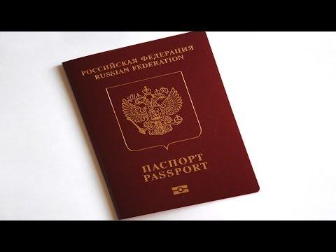 Как узнать серию загранпаспорта