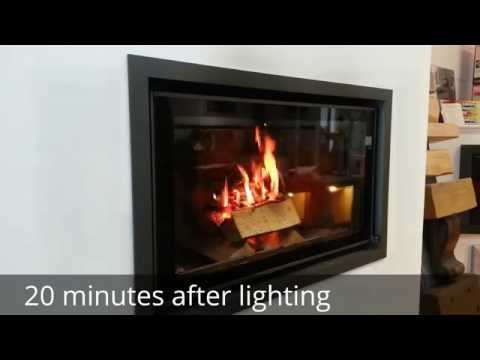 Top Down Fire lighting method - 'Swiss Style'