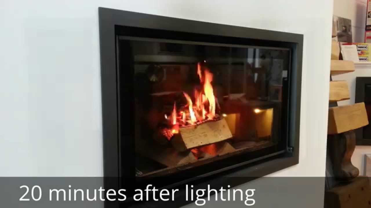 Top Down Fire lighting method - 'Swiss Style' - YouTube