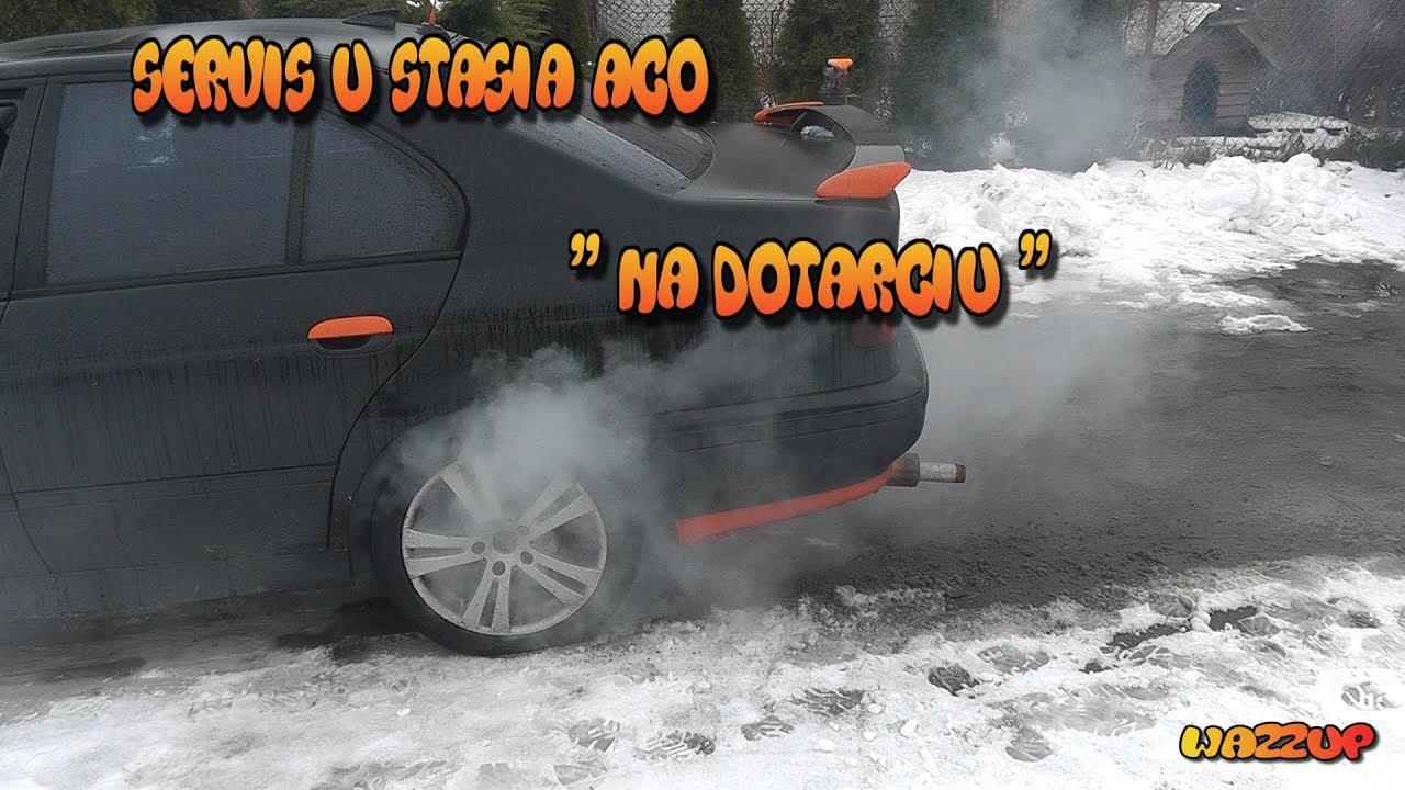"""Servis u Stasia ACO  """" Na Dotarciu """" Odc. 27 Wazzup :)"""