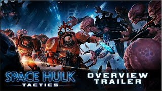 PS4 Games | Space Hulk: Tactics - Overview Trailer