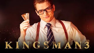 Кингсман 3 Обзор Трейлер на русском