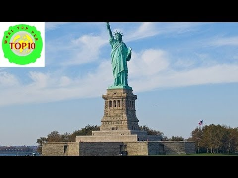 World Top 10 World Famous Statues