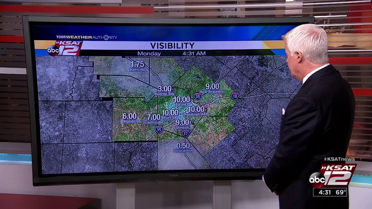 Watch Videos Free: WATCH: Meteorologist Mike Osterhage gives