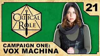 Trial of the Take, Part 4 - Critical Role RPG Show: Episode 21