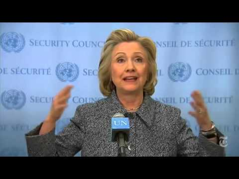 Hillary Clinton Changing Her Opinion, Lying and Distorting Fact