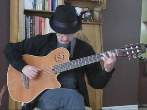 Adeste Fideles-O Come All Ye Faithful-Fingerstyle guitar-Michel Morissette