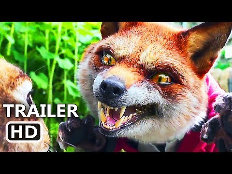 Thumbnail: PЕTER RABBІT Official Trailer (2018) Margot Robbie, Daisy Ridley Animation Movie HD