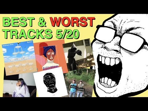 Weekly Track Roundup: 5/20 (Death Grips, Lil Peep, KKB, Jay Rock, Big Shaq)