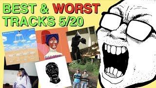 Baixar Weekly Track Roundup: 5/20 (Death Grips, Lil Peep, KKB, Jay Rock, Big Shaq)