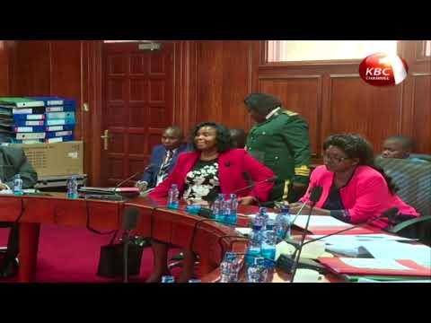 Parliament approves 21 nominees for Principal Secretaries and ambassadors