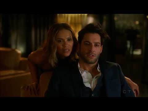 Maze manipulated Lucifer - Lucifer S03E20