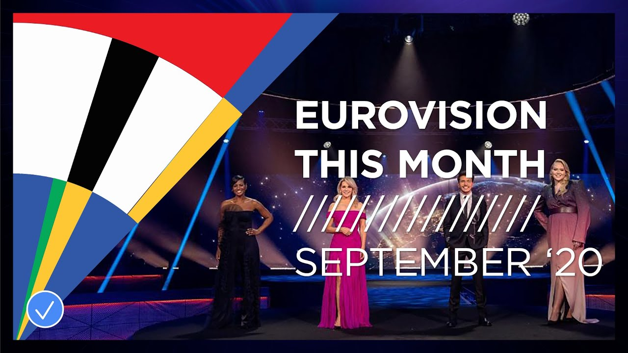 Eurovision This Month: September 2020