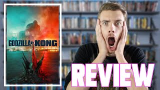 Godzilla Vs Kong (2021) - Movie Review