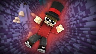 FALLING, WITH STYLE! [Minecraft Minigame]