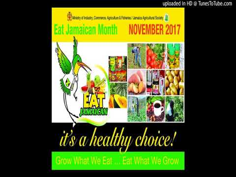 Agro Buzz - Launch of 'Eat Jamaican' month 2017