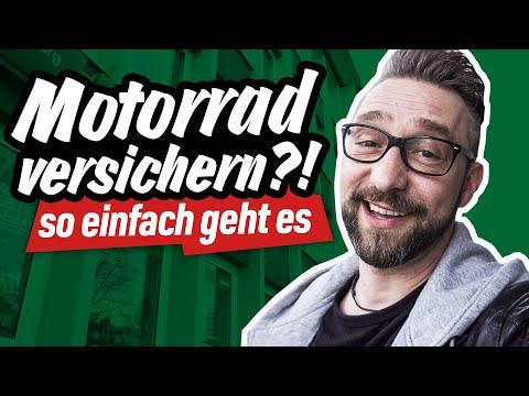Motorrad-Versicherung Abschließen?! — Louis Startertipps
