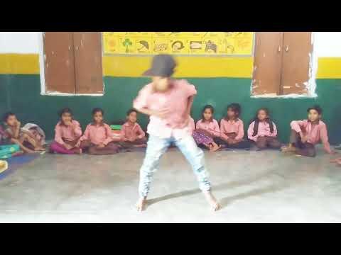 primary school child dance .Bezubaan (ABCD). India ka talent.