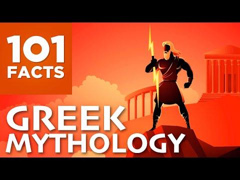 101 Facts About Greek Mythology