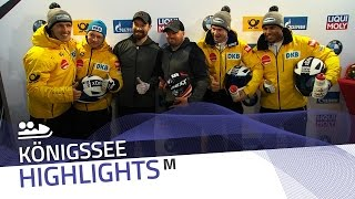 Lochner-Bluhm ring the winning bell | IBSF Official