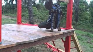 Building A Playground In Liberia - Clemson Engineers Without Borders