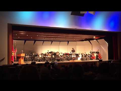 The Hounds of Spring by Alfred Reed - Glenbard East High School Symphonic Band
